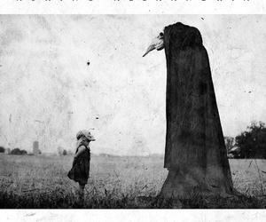 asking alexandria, the black, and album image