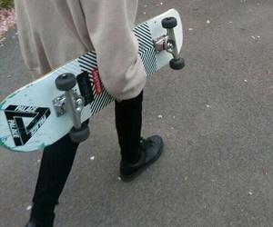 skate, grunge, and boy image