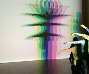 3d, colors, and illusion image