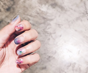 manicure, japanese nail art, and nail art image