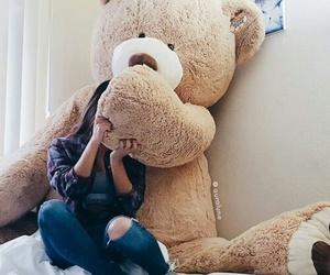 bear and teddy bear image