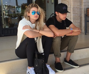 beautiful, black, and couple image