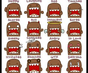 domo and emotions image