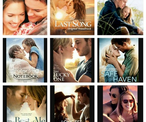 A Walk to Remember, nicholas sparks, and the notebook image