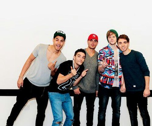 nathan, thewanted, and tomparker image