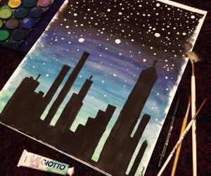 art, artist, and city image