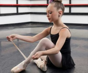 maddie ziegler, ballet, and dance moms image