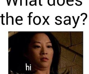 teen wolf, fox, and kira image