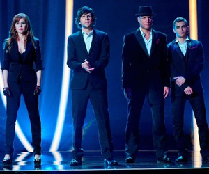 now you see me and movie image