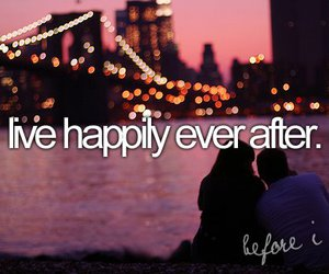 before i die, happy, and live image