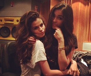 selena gomez and madison beer image