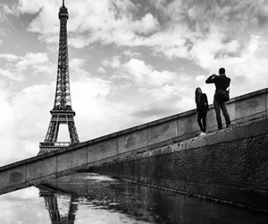 eiffel and paris image