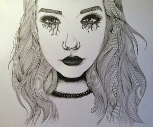 cool, dark, and draw image
