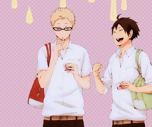 anime, wallpaper, and haikyuu!! image