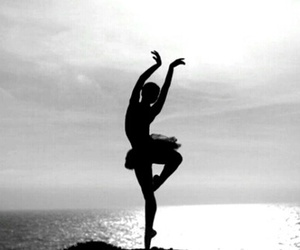 ballet, ocean, and point image