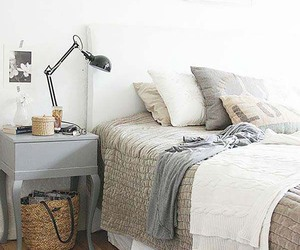 bedroom, inspiration, and Scandinavian image
