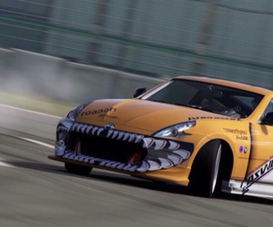 drift, forza, and monster image