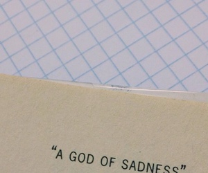 sad, aesthetic, and god image