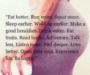 fitness, motivation, and life image