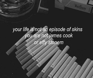 cool, effy stonem, and James Cook image