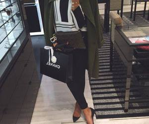 style, chanel, and outfit image