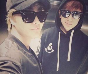 boyfriend, jeongmin, and minwoo image