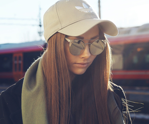 adidas, sunglasses, and blogger image
