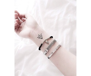 tattoo and diamond image