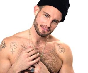 josh, tattoo, and Man Crush image