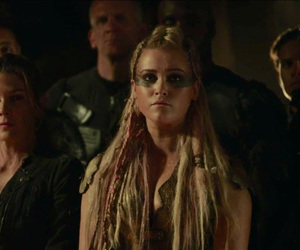 mine, the 100, and clarke griffin image