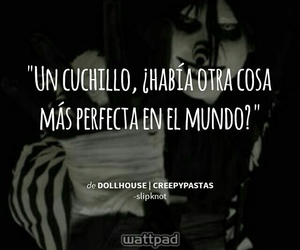 dollhouse, frases, and boock image