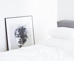white image