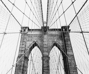 bridge, travel, and architecture image