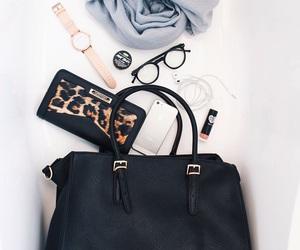 bag, fashion, and girl image