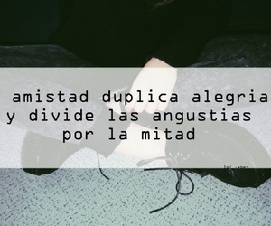 frase, wallpaper, and amistad image