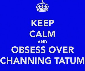 channing tatum and quote image