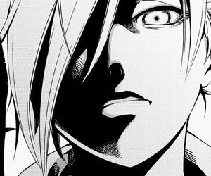 beautiful, girl, and manga image