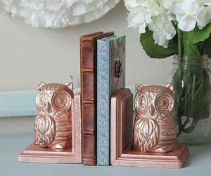 bookends, shelfie, and books image