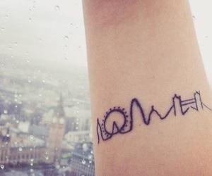 london, tattoo, and tatoo image