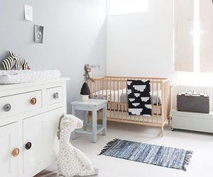interior, interior design, and nursery image