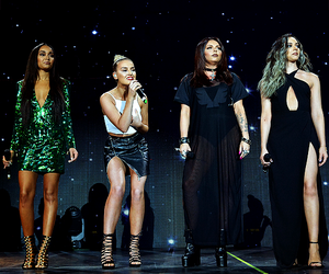 bands, girlband, and little mix image