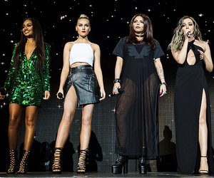bands, jesy nelson, and perrie edwards image