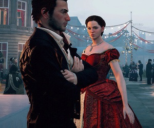 assassin's creed, jacob frye, and evie frye image