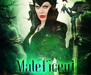 once upon a time and maleficent image