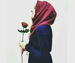 fashoin, flower, and 🌹 image