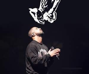 Drake, tumblr, and 6god image