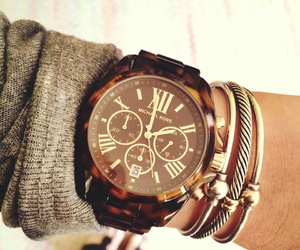 watch, Michael Kors, and accessories image