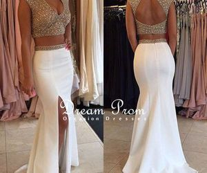 dress, party dress, and pretty dress image