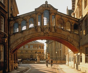 architecture, europe, and oxford image