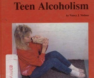 red, alcohol, and teen image